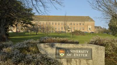 เรียนที่ Exeter University