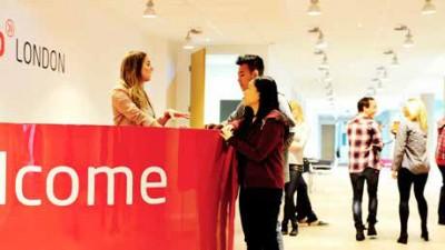 เรียนต่อปริญญา INTO London World Education Center (WEC)