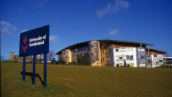 IELTS น้อยเรียนที่ University of Sunderland