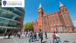 IELTS น้อยเรียน Pre-sessional ที่ University of Liverpool