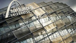 IELTS น้อย เรียนNorthumbria University