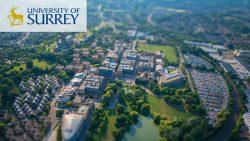 ทุนการศึกษาที่ University of Surrey 2018
