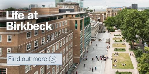 เรียนต่อปริญญา Birkbeck University of London