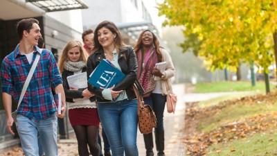 เรียนต่อปริญญา University of East Anglia