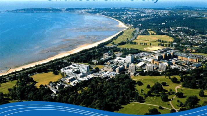 เรียนต่อปริญญา Swansea University