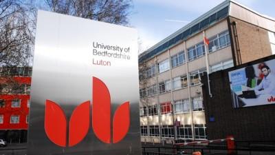 เรียนต่อปริญญา University of Bedfordshire