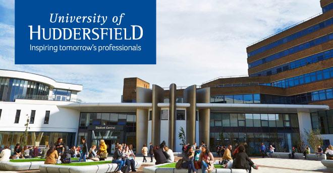 เรียนต่อปริญญา University of Huddersfield