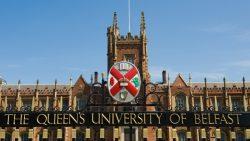 เรียนต่อปริญญา Queen University of Belfast