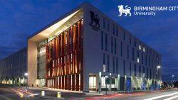 เรียนต่อปริญญา Birmingham city University
