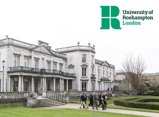 เรียนต่อปริญญา Roehampton University
