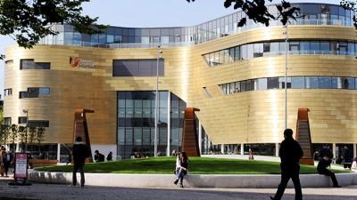เรียนต่อปริญญา Teesside University