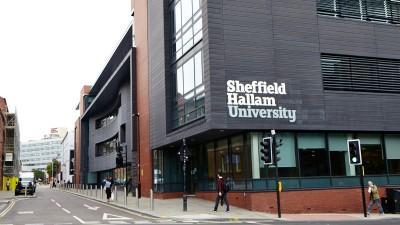 เรียนต่อปริญญา Sheffield Hallam University
