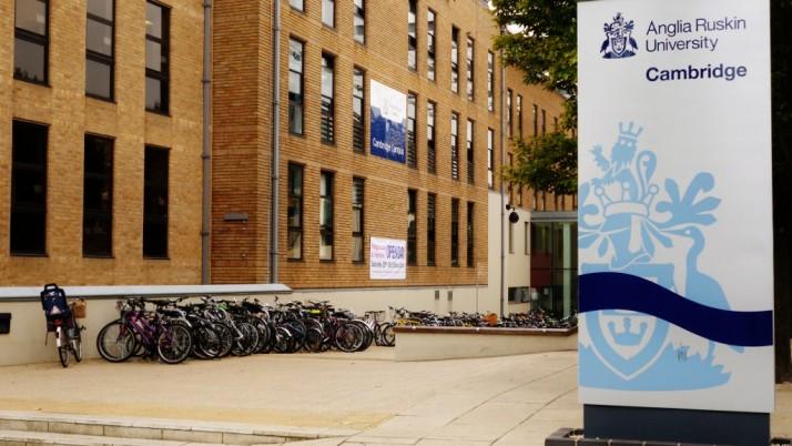 เรียนต่อปริญญา Anglia Ruskin University