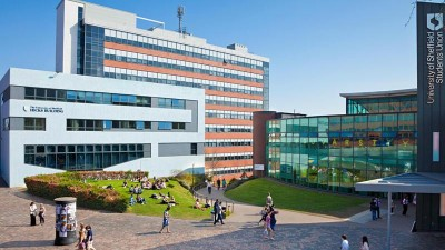 เรียนต่อปริญญา University of Sheffield