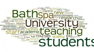 """January Intake Bath Spa University"""
