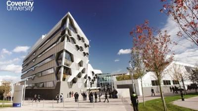 IELTS น้อยก็เรียนได้ที่ Coventry University