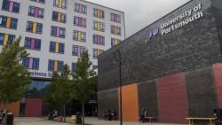 Portsmouth University เกรด 2.0 ก็เข้าได้