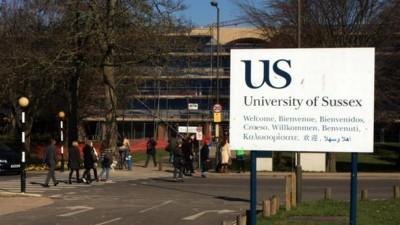 เกรด 2.3 เข้า Sussex University
