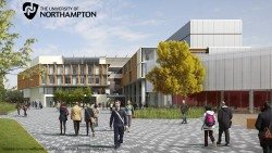 IELTS 4.0 ก็เข้า University of Northampton ได้