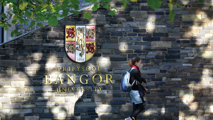 Foundation (International Year Zero)ที่ Bangor University
