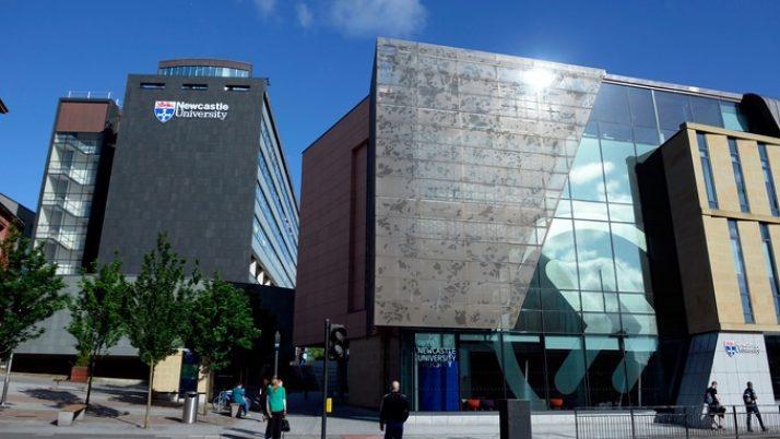 ทุนการศึกษา Pathway ที่ Newcastle University London 2017